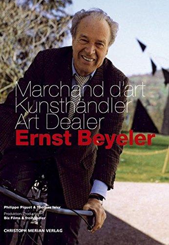 Marchand d'art, Kunsthändler, Art Dealer: Ernst Beyeler, 1 DVD
