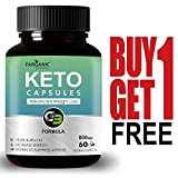 Keto Capsules for Weight loss for men and women -800MG
