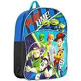 Toy Story Backpack Mini Toddler Preschool School Bag (11') (Disney Pixar Toy Story School Supplies)