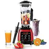 ZPPZ Licuadora eléctrica de Cocina, Profesional de 2 litros de Capacidad Procesador de Alimentos para el hogar...