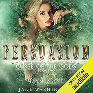 Persuasion audiobook cover art