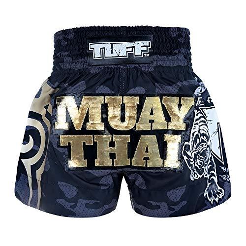 Tuff Muay Thai Shorts für Boxen, Kick,...