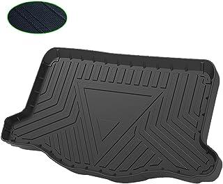 Custom Fit Cargo Trunk Liner Floor Mat Black Waterproof Protector for 2015-2020 2021 Honda Fit All Models