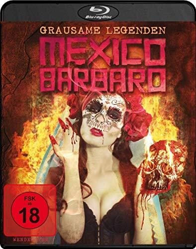 Mexico Barbaro - Grausame Legenden [Alemania] [Blu-ray]