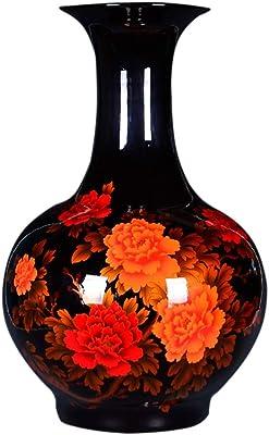 YONGYONGCHONG Florero de cerámica Moderna Simple de Las ...