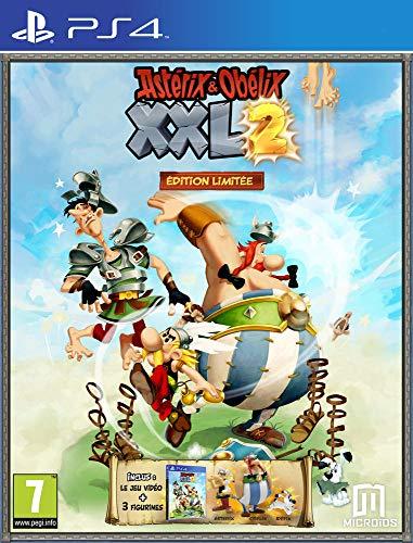 JEU Konsole nur für Spiele Asterix Obelix XXL 2 PS4