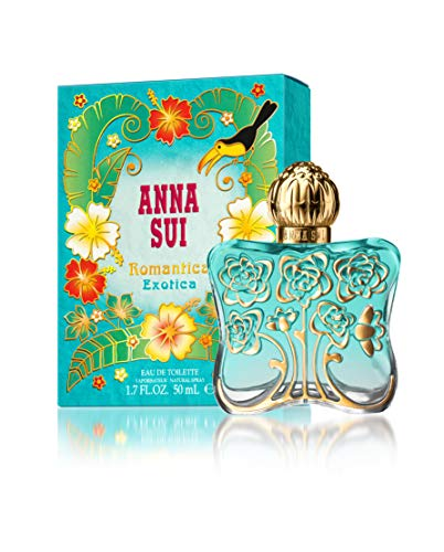Anna sui romantica Exotica Eau de Toilette spray, 50 ml