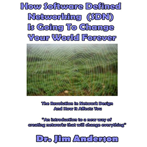 How Software Defined Networking (SDN) Is Going to Change Your World Forever audiobook cover art