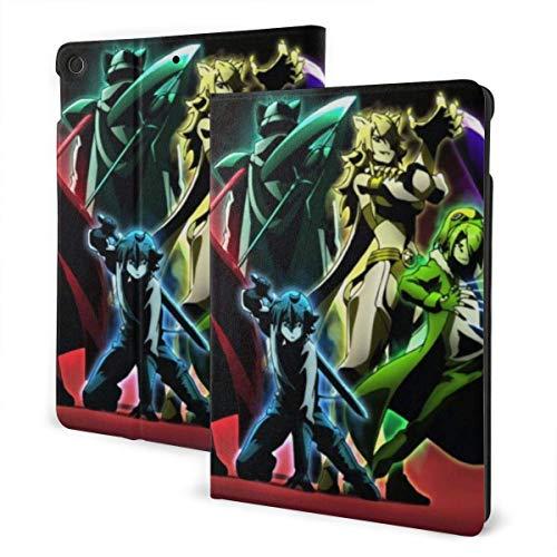 Wayne Watt Custodia per iPad Akame Ga Kill! Smart Cover Stand Ultral Leggero Slim,con Cover Posteriore Traslucida Smerigliata