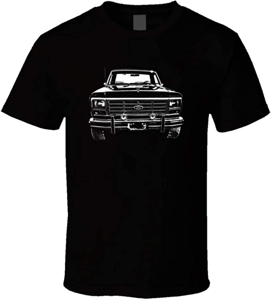 CarGeekTees Outstanding 1983 F150 Regular discount Grill View Shirt T 3XL Black
