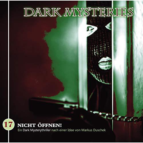 Nicht öffnen! audiobook cover art