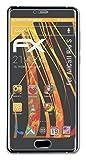 atFoliX Película Protectora Compatible con AllCall Rio S Lámina Protectora de Pantalla, antirreflejos y amortiguadores FX Protector Película (3X)
