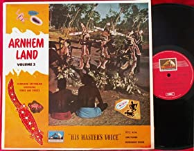 1956-57 Arnhem Land, Vol 2: Authentic Australian Aboriginal Songs & Dances. LP