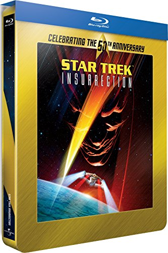 Star Trek : Insurrection [Francia] [Blu-ray]