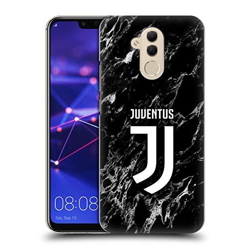 Head Case Designs Licenza Ufficiale Juventus Football Club Nero Marmoreo Cover Dura per Parte Posteriore Compatibile con Huawei Mate 20 Lite