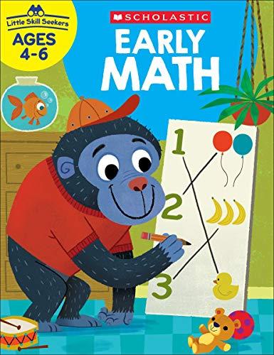 Little Skill Seekers: Early Math Workbook