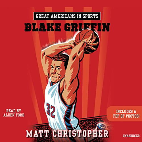 Great Americans in Sports: Blake Griffin audiobook cover art
