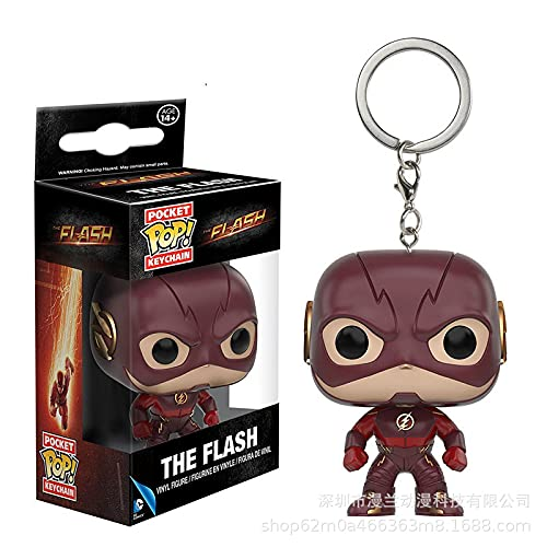 Fcunokacetr Funko POP Superman muñeca de juguete de la Liga de la Justicia Flash Wonder Woman...