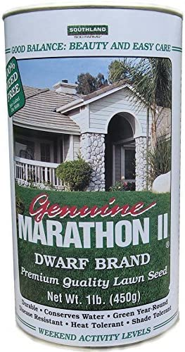 Max 79% OFF Southland Sod 3 Marathon Max 73% OFF II Grass 1 Pounds Mix Seed