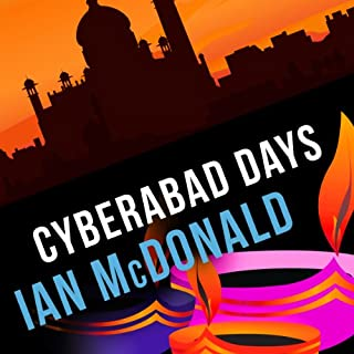 Cyberabad Days cover art