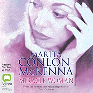 Miracle Woman cover art