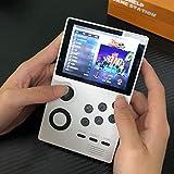 KILLM A19 Pandora Box Android Supretro Consola de Juegos portátil Pantalla IPS integrada 3000+ Juegos 30 Juegos 3D WiFi...