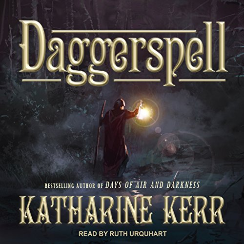 Daggerspell  By  cover art