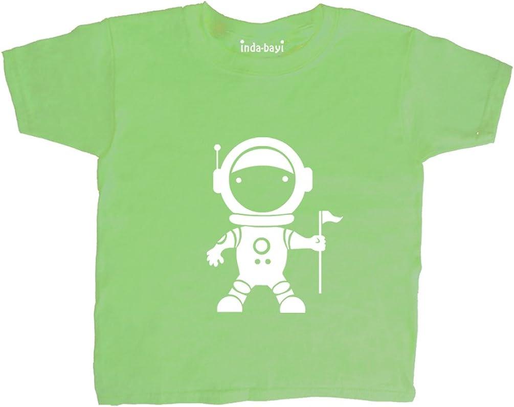 Spaceman Inda-Bayi Baby-Toddler-Kids Cotton Long Sleeve T Shirt