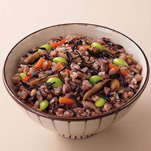 マルハニチロ) 十六穀米の直火釜炊きひじきごはん 600g