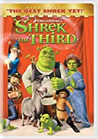 Shrek the Third [DVD] [Import]