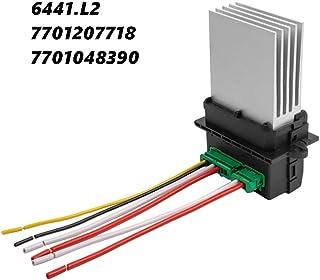 Resistencia Ventilador Soplador Calefactor se ajusta Citroen C3 Picasso 1.6 HDI #2