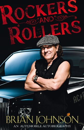 Rockers and Rollers: An Automotive Autobiography (English Edition)