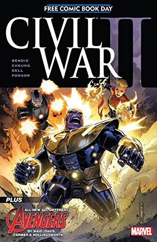 FCBD 2016: Civil War II #1 (Civil War II (2016)) (English Edition)