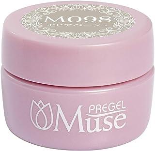 PREGEL Muse カラージェル セピアベージュ98 4g PGM-M098