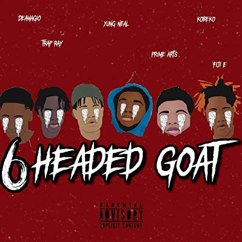 Deamagio feat. Yung Neal, Prime Arts, Trap Ray, KobeKo & Fiji E