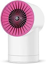 CPAZT Fast calefacción y for no Calentar Ventilador Estufa a Gas Conducto Diseño Sacudir la Cabeza Micro Calentador portátil y silencioso YCLIN
