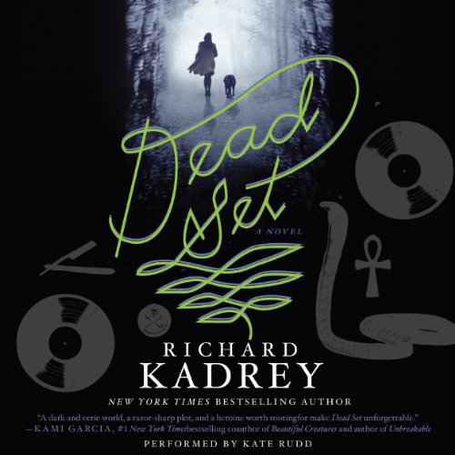 Dead Set audiobook cover art