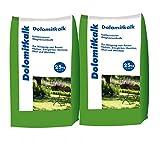 Hamann Mercatus GmbH 2x25 kg Dolomitkalk Rasenkalk -...