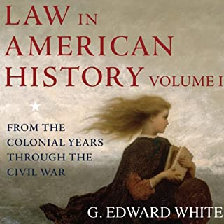 Law in American History  cover art