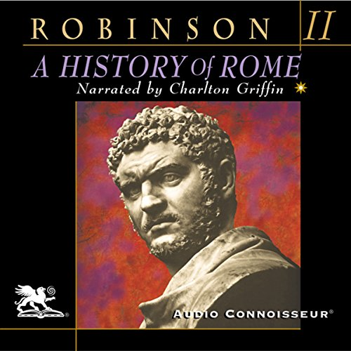 A History of Rome, Volume 2 cover art