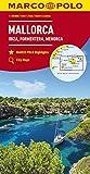 MARCO POLO Karte Mallorca, Ibiza, Formentera, Menorca 1:150 000: Wegenkaart 1:150 000 (MARCO POLO Karten 1:200.000) - Collectif