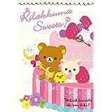 300ピース ジグソーパズル リラックマ Sweets&Sweets アートクリスタルジグソー(26x38cm)