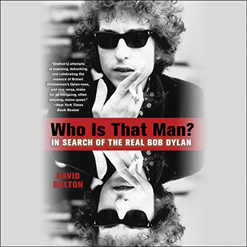 Who Is That Man? audiobook cover art