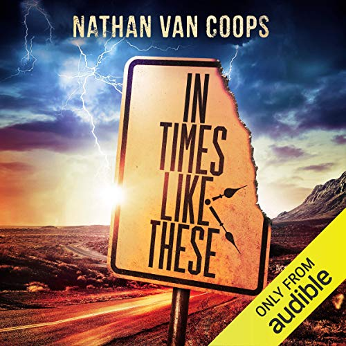 In Times Like These audiobook cover art