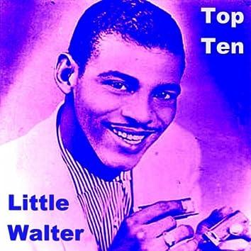 Little Walter  Top Ten