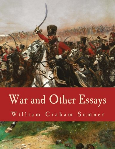 War and Other Essays (Large Print Edition)