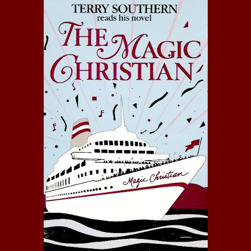 The Magic Christian audiobook cover art