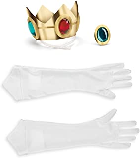 Princess Peach Accessory Kit Costume Accessory Set