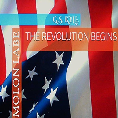 The Revolution Begins audiobook cover art