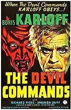 The Devil Commands - 1941 - Movie Poster Magnet